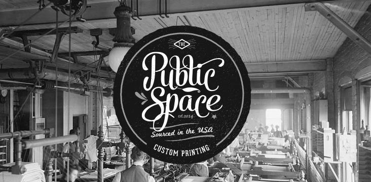 Public Space Printing, Graphic Design